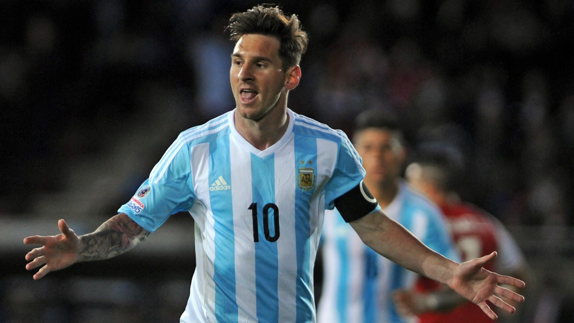 Lo soltaron gracias a Messi