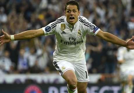 Bale, Rooney, Hugo Sanchez... ils ont tous félicité Chicharito après son but