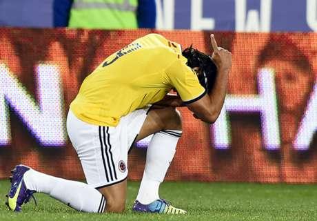 Colombia goleó 6 a 0 a Bahrein