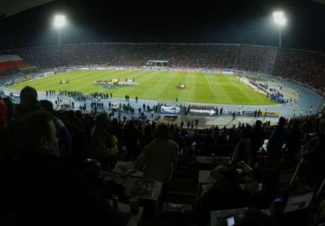 FIFA sancionó a 4 selecciones