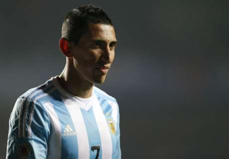 'Bayern not interested in Di Maria'