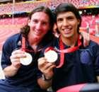 Messi-Agüero: historia de una amistad