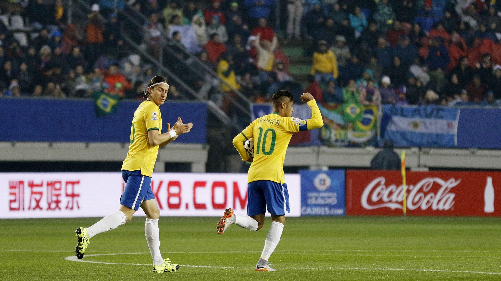 Постер к новости Бразилия – Перу – 2:1
