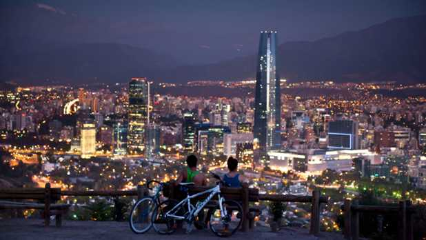 Santiago: Chile's capital city ready for Copa América