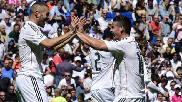 Volvió el mejor de la historia y Real Madrid fue una fiesta