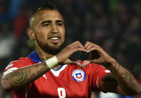 Vidal must win over Chile, Juve & Real