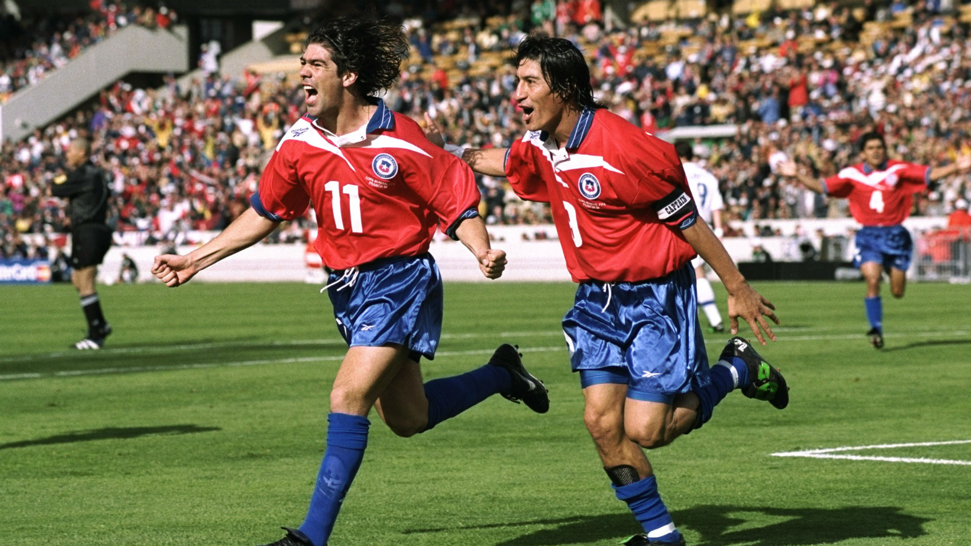 Marcelo Salas | Dale Leon/La Roja | Futbol chile, Mundial ...