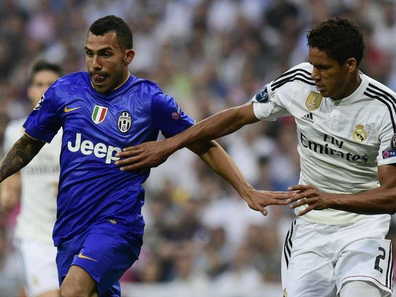 El partido de Tevez contra Real Madrid