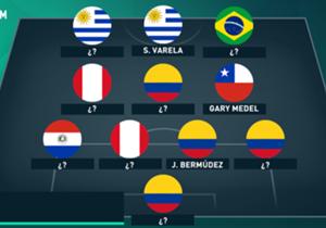 El domingo se juega el superclásico en Argentina. Aquí, un repaso por los que más se destacaron en el Xeneize.