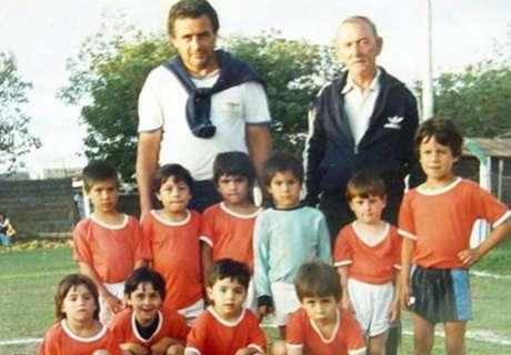 Así cambió Messi a lo largo de los años