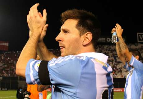 Antalyaspor: We hope to sign Messi