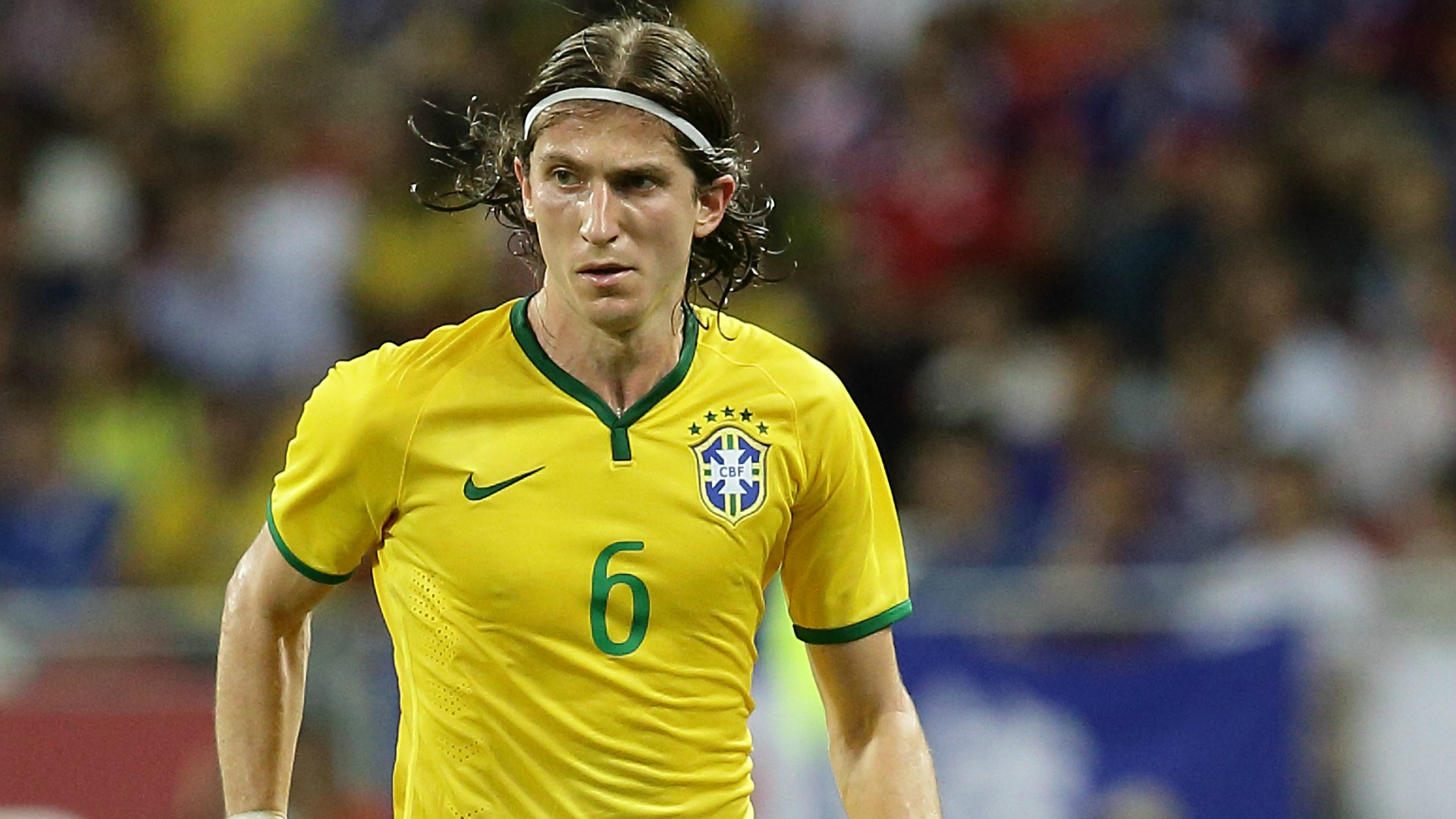 The unsung hero: Filipe Luis is key to Brazil's chances ... Felipe Luis