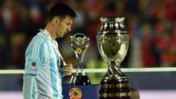 Argentina and Messi suffer final heartbreak once again