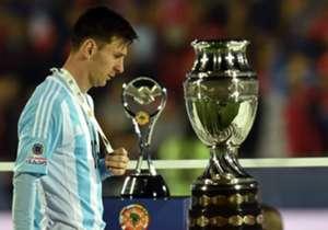 Se viene la Copa América Centenario, esa que quedó en manos de ocho países del continente. Repasemos uno por uno quiénes la ganaron.