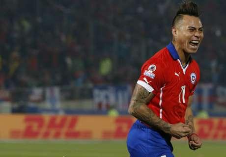 Chili-Pérou 2-1, la Roja tient sa finale !