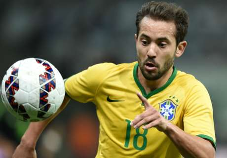 Everton Ribeiro reveals Guangzhou interest