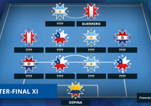 David Ospina dan Paolo Guerrero menjadi pilihan yang mudah, tetapi siapa lagi yang termasuk dalam skuat terbaik versi Goal?