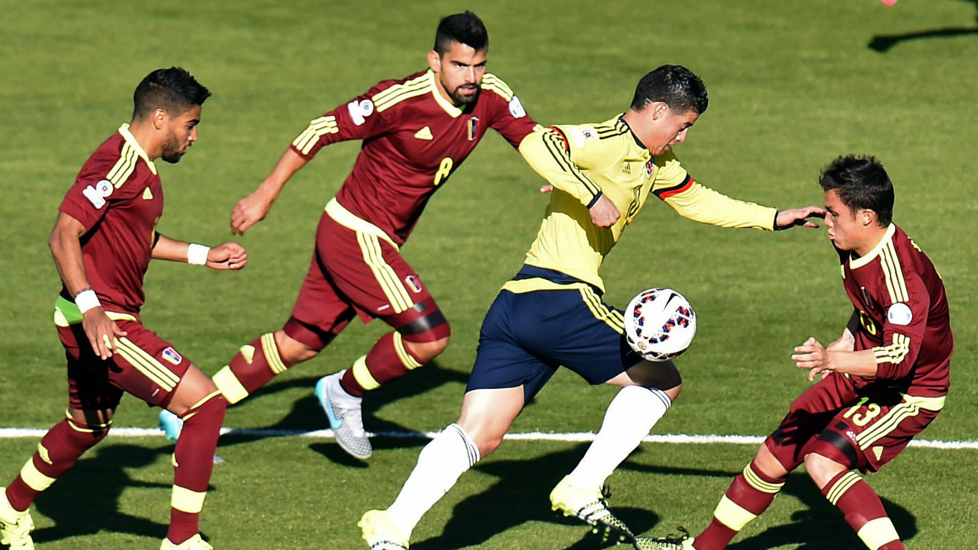 Прогноз на матч Колумбия - Парагвай 08 июня 2016