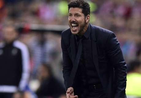 Simeone, elegido mejor DT de La Liga