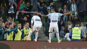 City triumph in physical Westfield FFA Cup Final