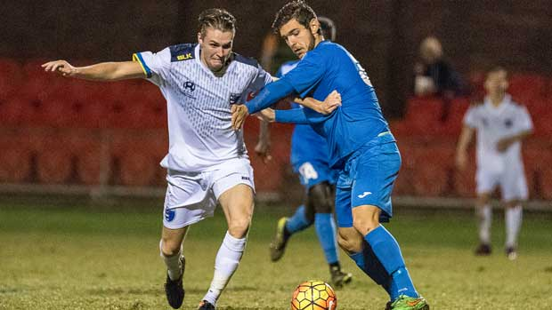 Gold Coast City saw off SWQ Thunder 4-0 in the Westfield FFA Cup on Wednesday night.