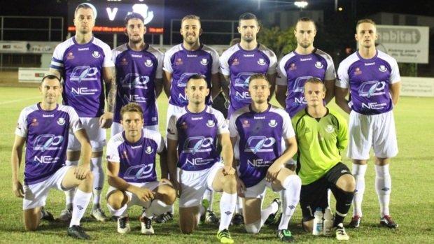 Darwin Rovers FC