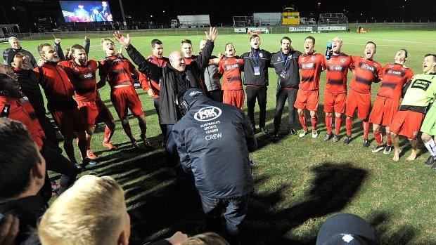 FFA Cup Fox Sports