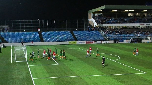 The Sydney United 58 FC and Sydney FC match will be played at Edensor Park.