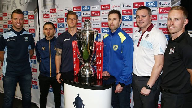 The Westfield FFA Cup Round of 32 kicks off on Wednesday night.