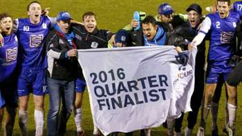 FFA Cup Round of 16 MD 1 pic special