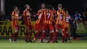 Metrostars tackle Bankstown Berries in the Round of 32 on Wednesday night.