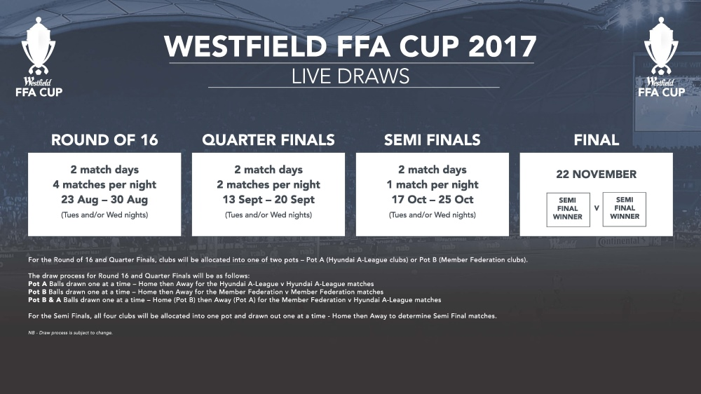 FFA Cup Final Rounds