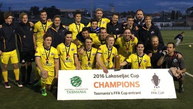 Tasmania FFA Cup