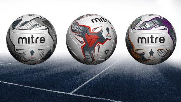 Mitre FFA Cup ball