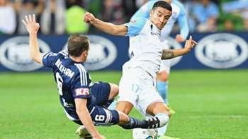 City edge Victory in bruising Westfield FFA Cup Semi
