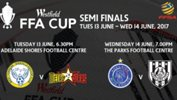 SA Round 6 matches