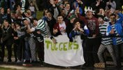 The Canberra football community support Tuggeranong United in last season's Westfield FFA Cup.