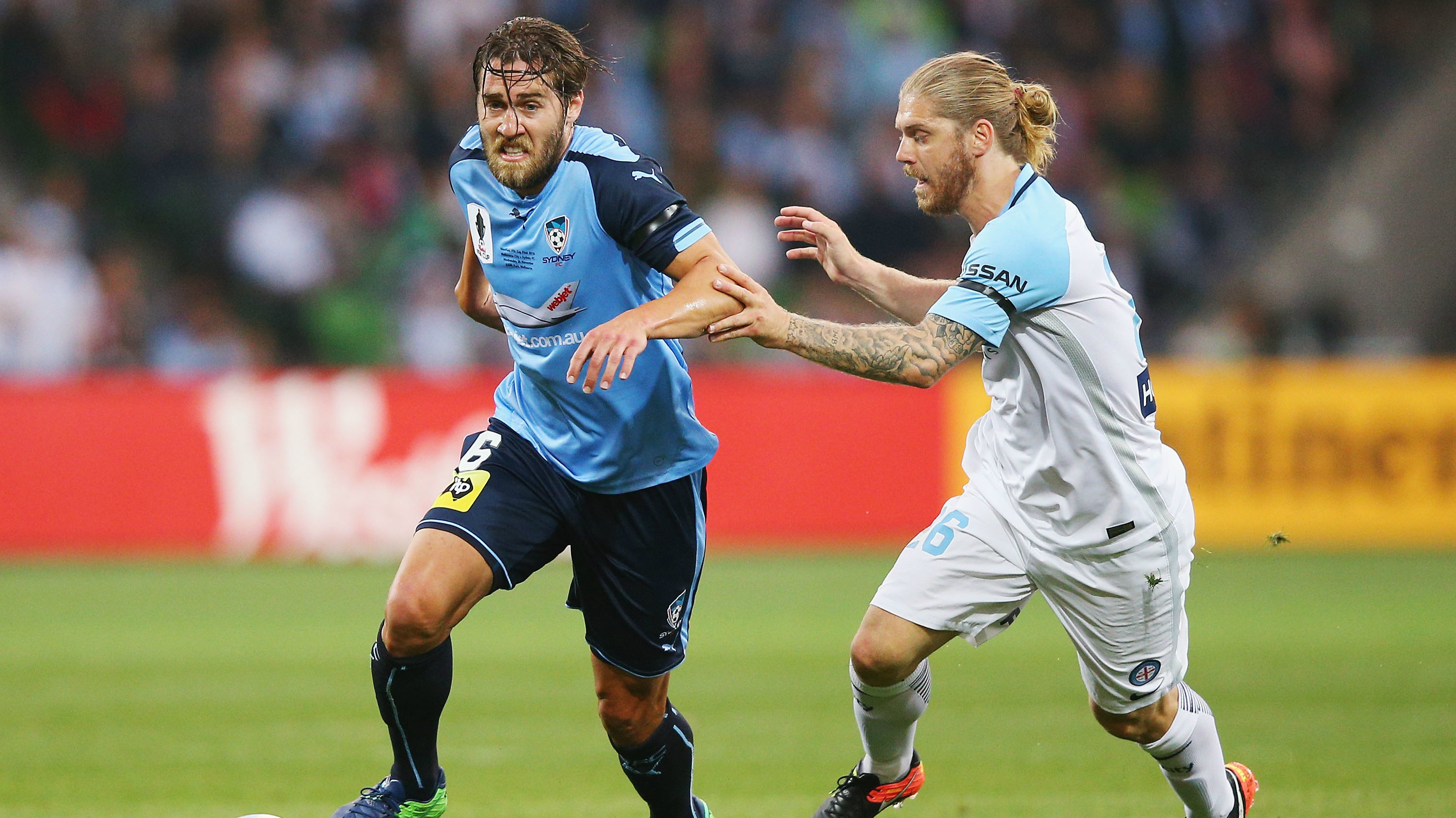 Sydney FC will host Melbourne City in the Quarter Finals.