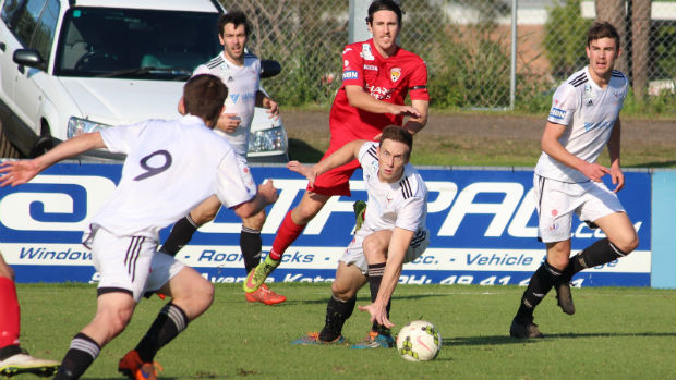 Northern NSW club Edgeworth FC will play Melbourne City FC in the Westfield FFA Cup Round of 32.