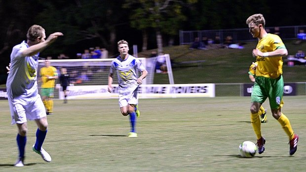Rochedale Rovers v Brisbane Strikers