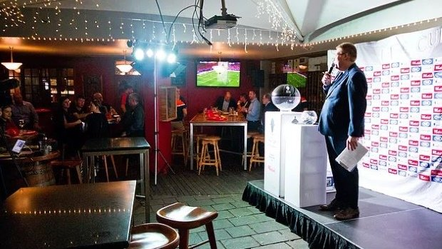 FFA Cup Brisbane draw