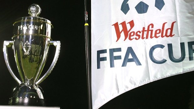 Westfield FFA Cup trophy