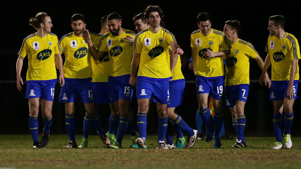 Bankstown Berries downed Metrostars 2-1 to progress to the Round of 16.