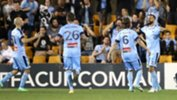 Sydney FC will face South Melbourne in the Westfield FFA Cup Semi Finals.