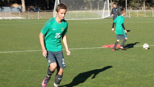 Joeys training camp