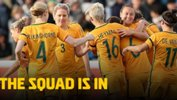 The Matildas squad for the Rio Games has been named.