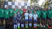The Westfield Matildas will mentor girls from a range of different countries and backgrounds as part of Mikta 2016.