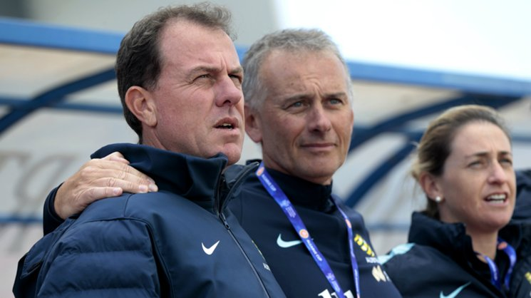 Alen Stajcic has issued a challenge to fans in the Hunter to get out in big numbers for the clash against Brazil.