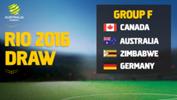 Matildas Rio Games draw