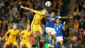 Gallery: Westfield Matildas shine bright in Newcastle